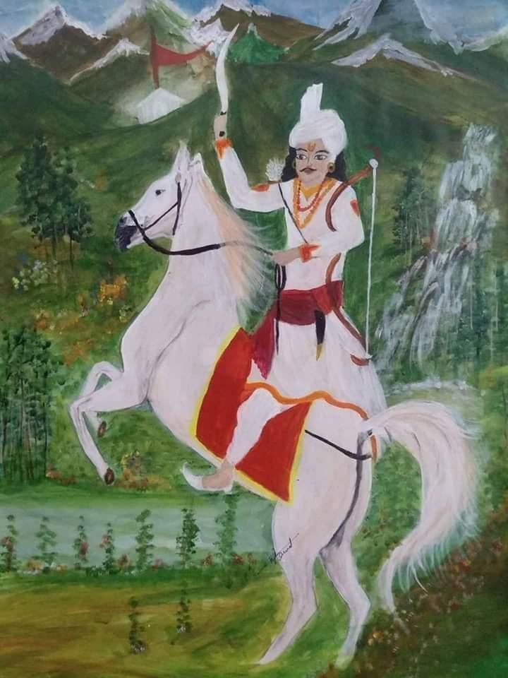 गोलू देवता
