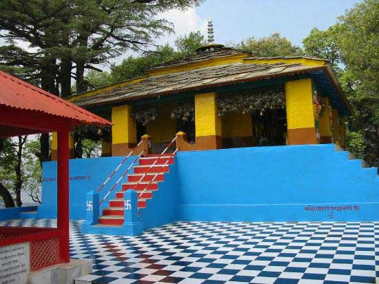 दूनागिरी माता मंदिर