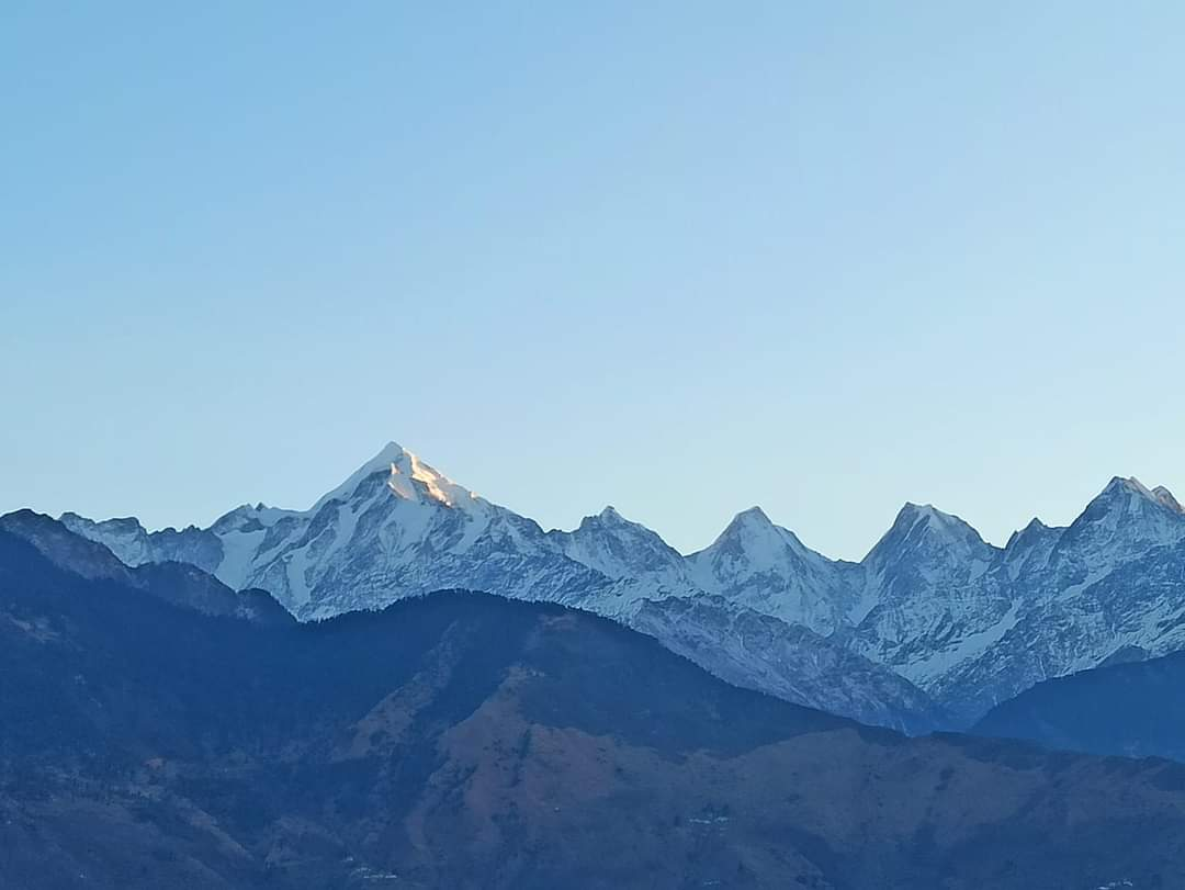 Top tourist place in Uttarakhand