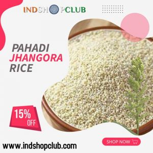 Pahadi Jhangora Rice